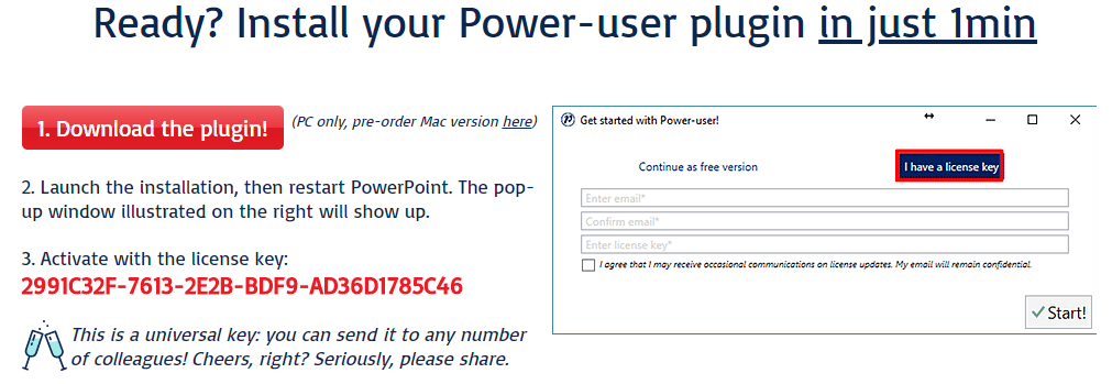 Power-user