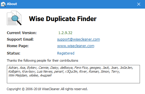 Wise Duplicate Finder Pro