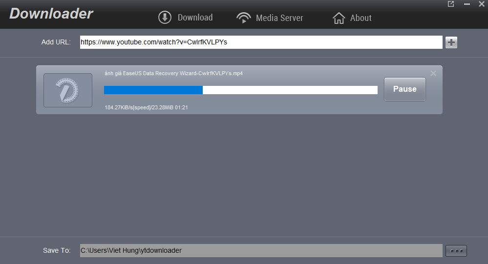 Dimo Video Downloader